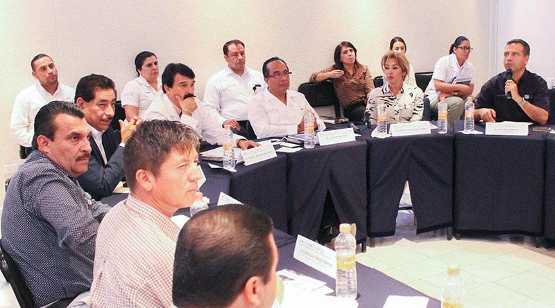 Instituciones de salud en BCS establecen comité para definir plan de contingencia para enfrentar desastres