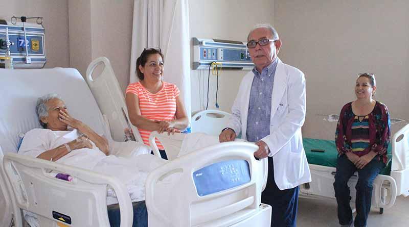 Pacientes que acudan al hospital Salvatierra podrán acompañarse hasta de dos familiares: Urcadiz Verdugo