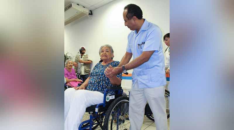 Mediante apoyo a personas con discapacidad gobierno de BCS impulsa una sociedad incluyente: Velázquez de Mendoza