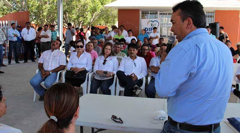 Gobierno Municipal Cerca de la Gente, Atiene Sin Distingos: FPC