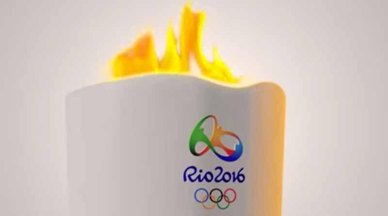 Incidentes marcan llegada de antorcha olímpica a Río de Janeiro