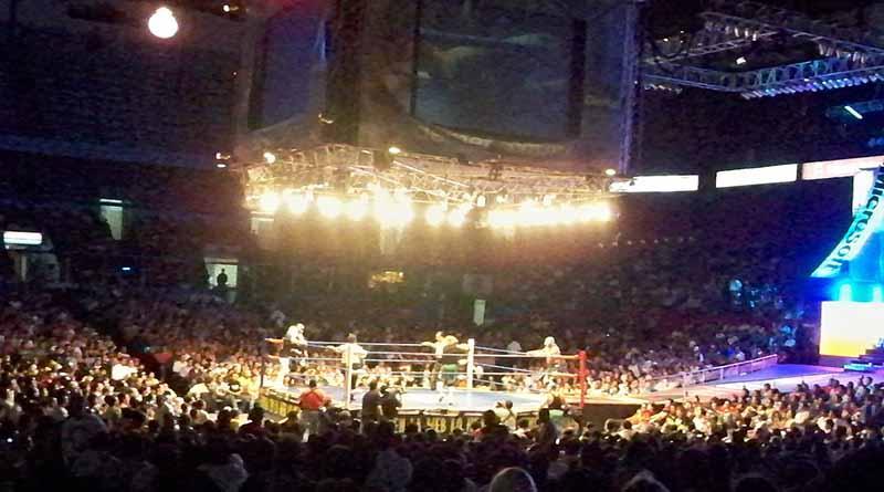 Rush vence a LA Park por descalificación en Arena México