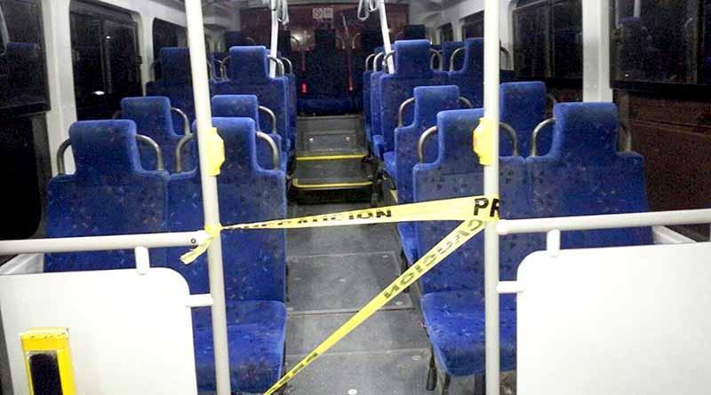 Frustra Policía Federal asalto a camión de pasajetos en SJC