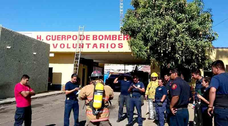 Resuelven separar a comandante y presidenta del patronato de Bomberos de San José del Cabo