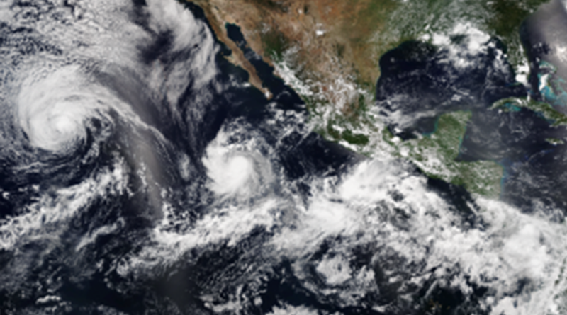 Alta probabilidad de ciclón tropical en Colima: Servicio Meteorológico