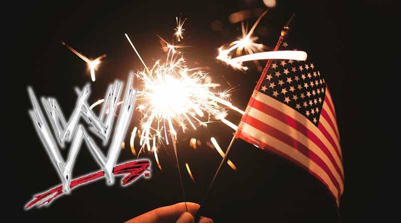 """Estadounidenses celebran con triunfo """"Día de la independencia"""" en WWE"""
