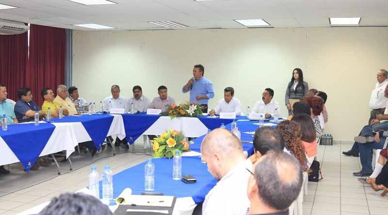 Se propició el acercamiento de empresarios de Comondú, y de la Secretaria de Economía en BCS