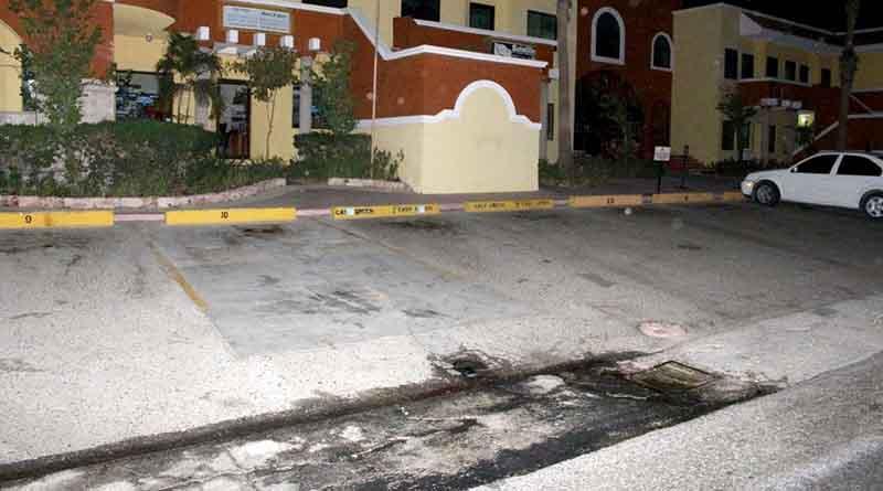 Oomsapas Los Cabos Sancionará a Plaza Comercial por derrame de aguas residuales