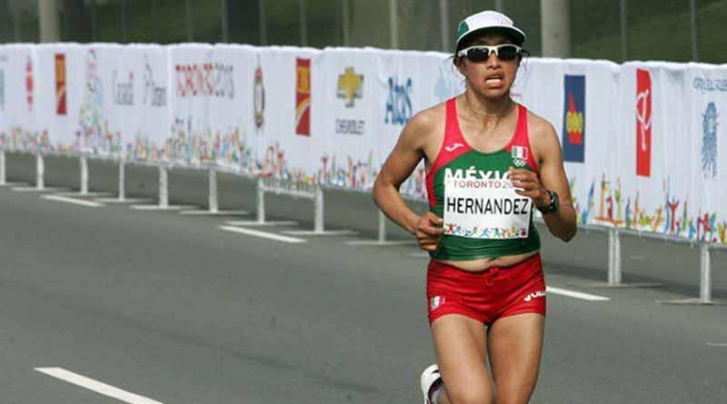Mexiquense Margarita Hernández confía en buena actuación en Río
