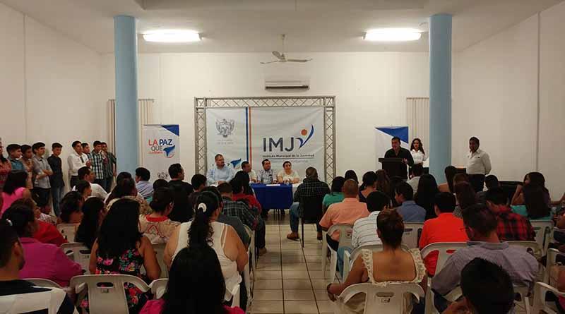 Reconoce capacitación de Primeros Auxilios y Campismo a 50 Jóvenes el Instituto Municipal de la Juventud