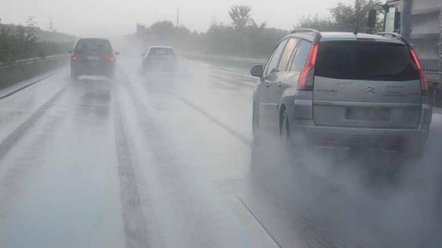 Sistemas climáticos generarán lluvias en gran parte del territorio nacional