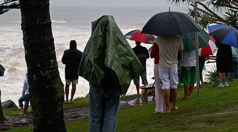 En Veracruz, Oaxaca y Chiapas se presentarán chubascos fuertes
