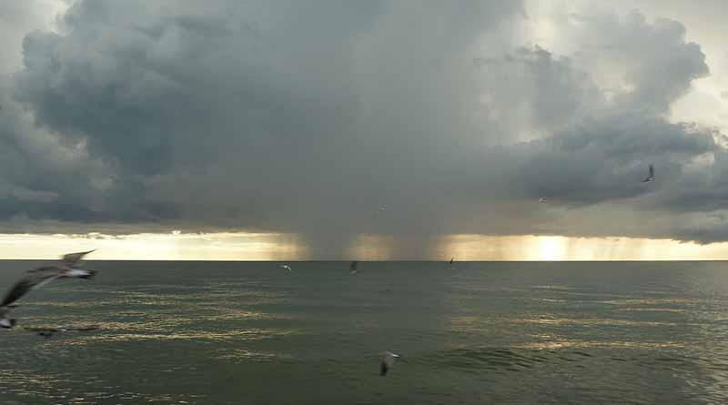 Onda tropical 15 dejará tormentas intensas en Veracruz, Oaxaca y Chiapas