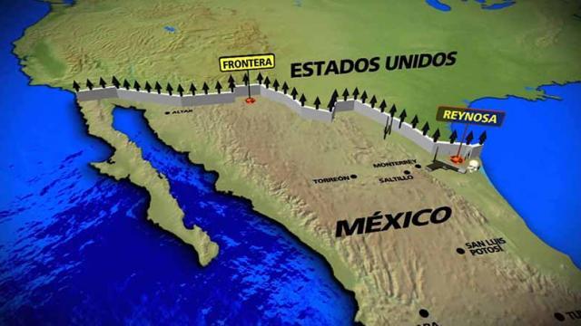 No es factible ni positivo un muro entre Estados Unidos y México: embajadora Jacobson