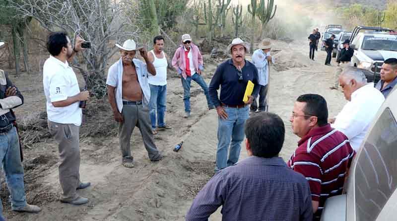 Impide NAM acceso a pozo del Oomsapaslc y afecta suministro de agua a la población