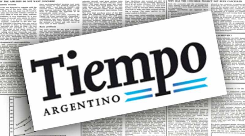 Destruyen golpeadores sede de periódico Tiempo Argentino