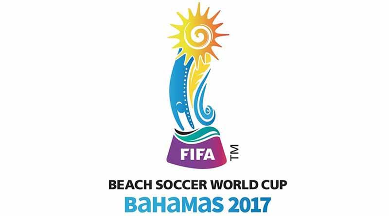 Presentan emblema oficial de la Copa del Mundo de Futbol de Playa