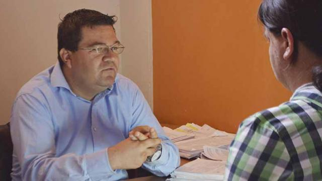 Acciones contra quienes descarguen residuos contaminantes: Luis de Loza