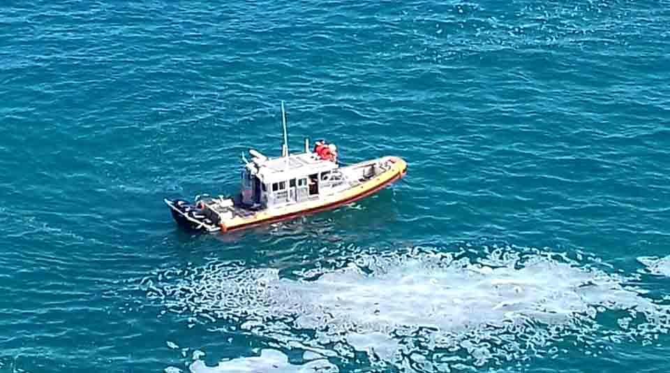 Localizan en avanzado estado de descomposición a persona desaparecida al caer al mar en Migriño