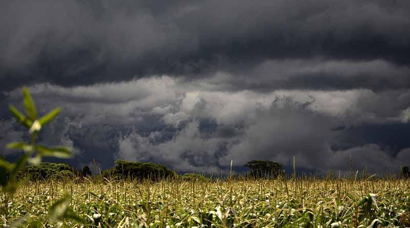 Tormenta Estelle causará clima nublado en occidente del país