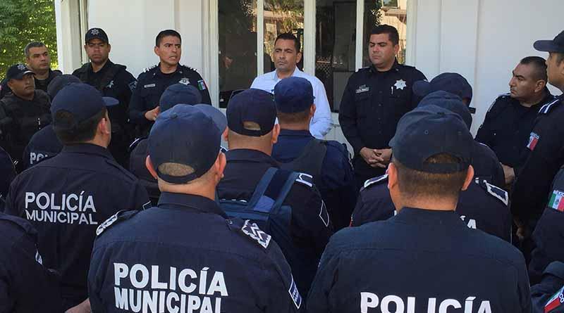 Entra en funciones el mando mixto en el municipio de La Paz