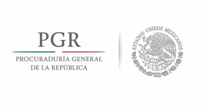 PGR inicia carpeta de investigación contra responsables por Violación a la Ley Federal de Armas de Fuego y Explosivos