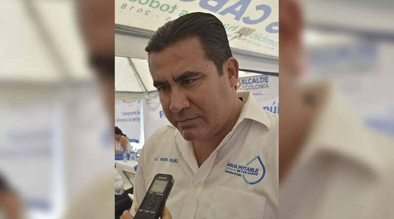 La próxima semana entrará en operación planta potabilizadora de SJC: René Núñez