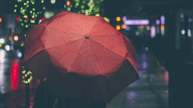 Dos canales de baja presión generarán lluvias en gran parte del país