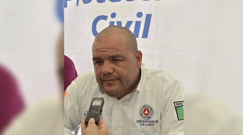 Alerta PC Municipal ante pronósticos de lluvias  en Los Cabos: Vázquez