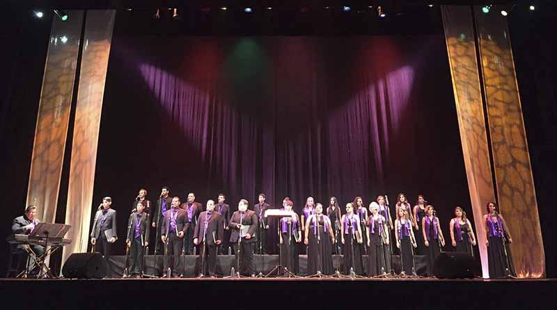 Majestuosos conciertos de aniversario del Coro Polifónico