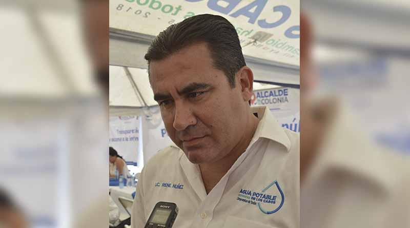 Sigue bloqueado y sin utilizar pozo 6 del Acueducto II: Óscar René Núñez Cosío