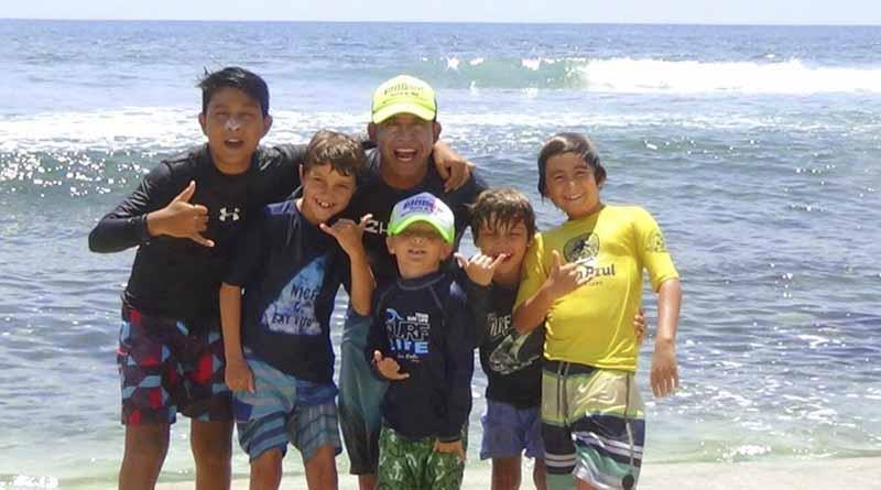 Jóvenes cabeños clasifican al Nacional de Surf