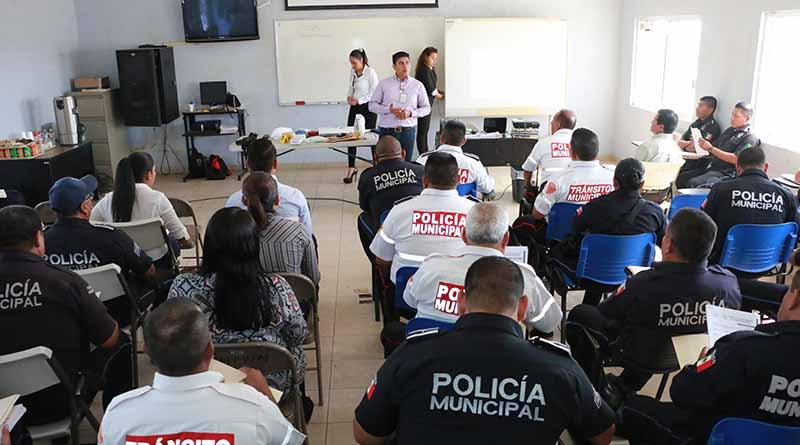 Avanza Gobierno de Los Cabos en la capacitación a elementos de Seguridad Pública: Ontiveros Molina