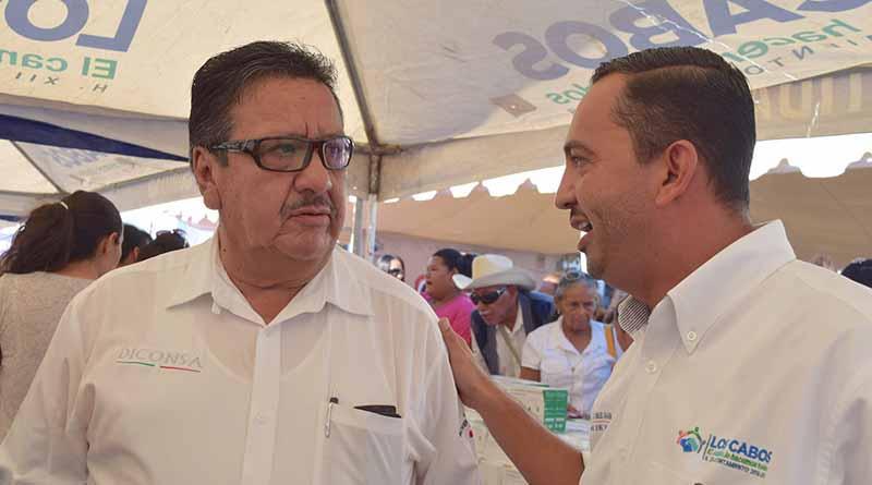 Ayuntamiento de Los Cabos en coordinación con programas estatales y federales para abatir problemas sociales