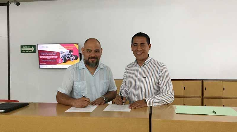 Firma junta local de conciliación y arbitraje convenio de colaboración con punto México conectado