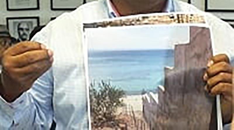 Que intervengan los tres niveles de gobierno para impedir que particulares cierren acceso a playas: Zamora