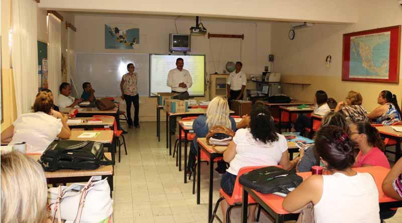 Fortalecen escuelas de tiempo completo la enseñanza de más de 14 mil educandos de BCS