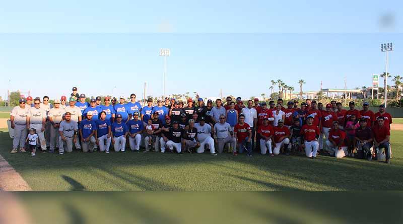 IMD inaugura torneo de béisbol, Campeón de Campeones 2016