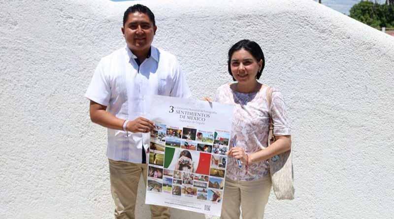 """INJUVE invita a participar en la 3er concurso nacional de fotografía """"Sentimientos de México, Expresión de Orgullo"""""""