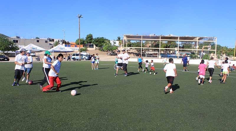 Nace el primer equipo de fútbol de personas con discapacidad en Los Cabos
