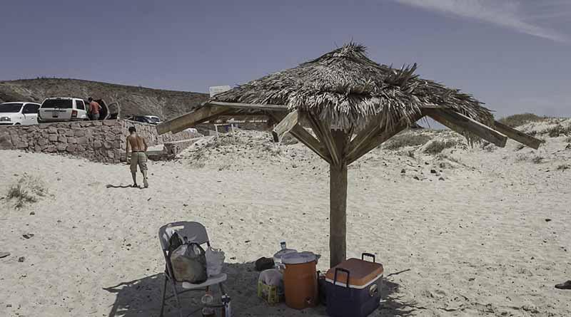 Ayuntamiento de La Paz y API rehabilitarán playa turística