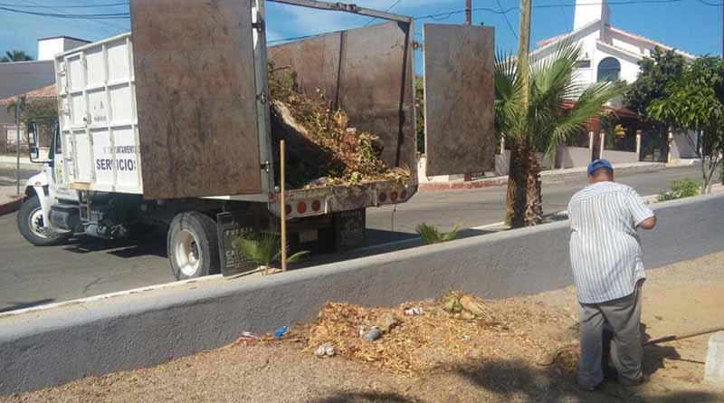 Por atención a la ciudadanía XII Administración Municipal incluye en recolección de basura fraccionamientos que no han sido entregados