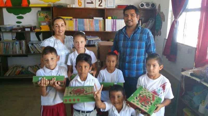 Más de 19 mil alumnos de escuelas rurales, migrantes y urbano marginadas reciben paquete de útiles escolares