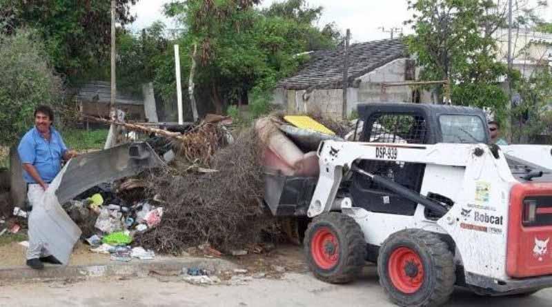 Más de 130 toneladas de cacharros han sido retiradas en Los Cabos, como parte del operativo patio limpio