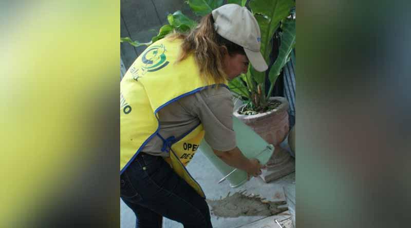 Brigadas de control larvario de SSA intensifican labores tras lluvias registradas en BCS