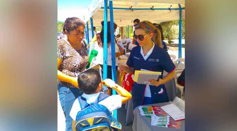 A Través ferias de la salud se acerca atención médica a comunidades rurales de BCS
