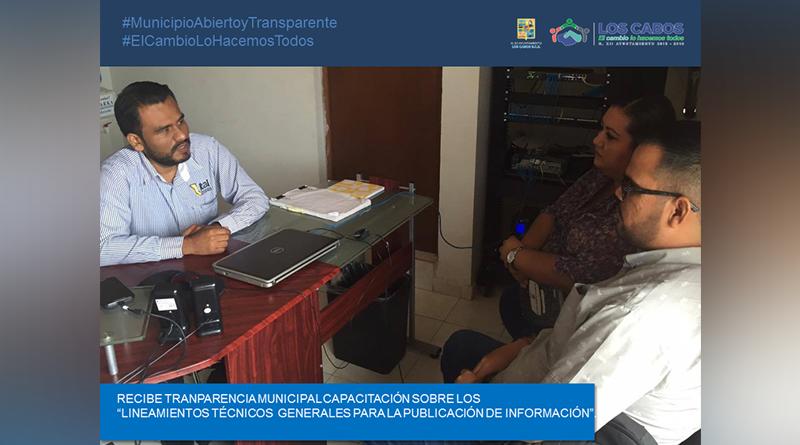 Todas las instancias públicas municipales deberán homologar la información pública: Mendoza Márquez