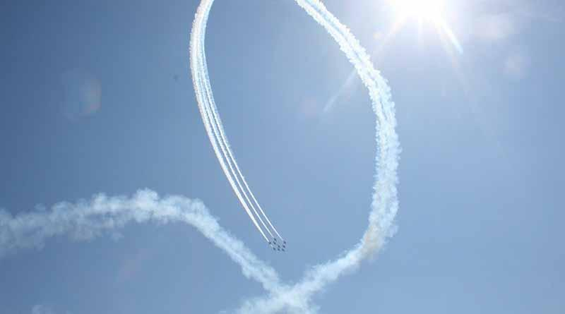 Transmitirán en vivo espectáculo aéreo militar