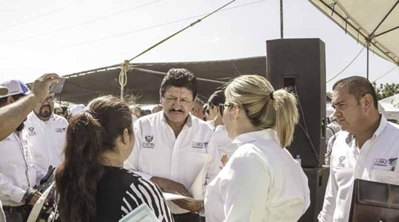 """Alcalde da banderazo al  programa """"Ciudad Limpia"""""""