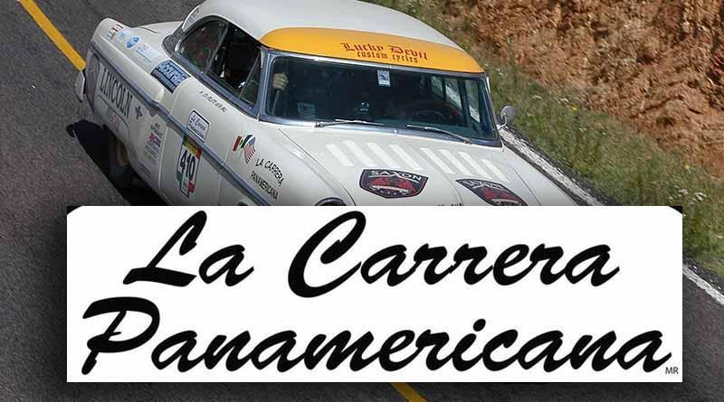 La Carrera Panamericana 2016 comenzará en Querétaro